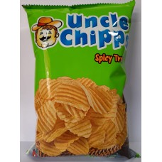 Uncle Chipps Spicy Treat 20 MRP